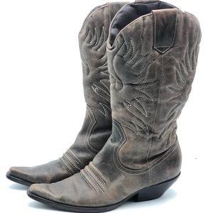 Cathy Jean of Brazil Women's Western Boots size 5